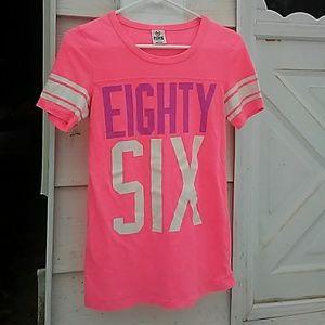 VS PINK Eighty Six shirt! Cute!
